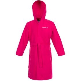 speedo Microfiber Bathrobe pink